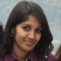 Ushma Mittal from New Delhi