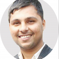 Mithilesh Kumar Singh from New Delhi
