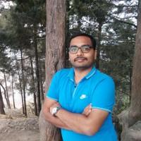 Sriram Raj from Bangalore