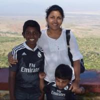 Meena Ram from Nairobi