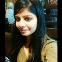 Arushi Tyagi from New Delhi
