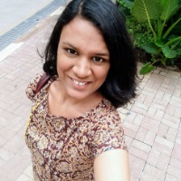 Anupama Dalmia from Hyderabad