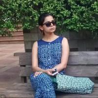 Varsha Tiwari from Bangalore