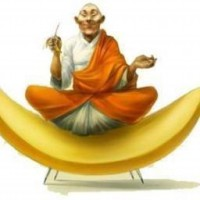 Mischievous Monk from Mumbai