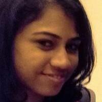 Namrata Ganti from Coimbatore