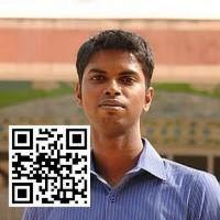 Krishna Shasankar from Chennai