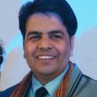Vijay Guleria from New Delhi