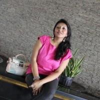 Richa Saxena from Mumbai