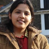 Shokhi Agarwal from NOIDA