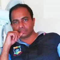 Prashant K V from Kasarkod