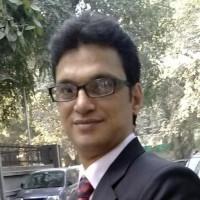 Vivek Rastogi from New Delhi