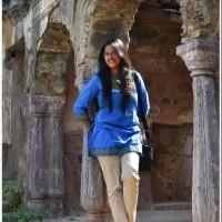 Rupsha Bhadra from Kolkata