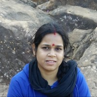 Anupama Prabhakar from New Delhi