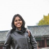 Jenny Sarto from Chennai