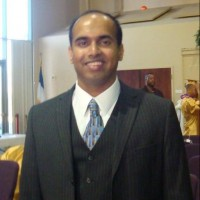 Blesson Varghese from San Francisco