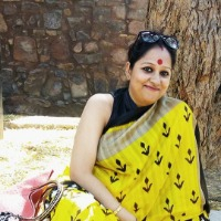 Monalisa Joshi from New Delhi