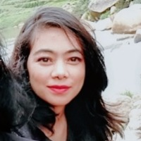 Diamond Margret Susngi from Shillong