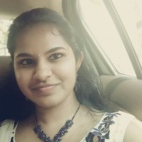 Shweta Suresh from Trivandrum