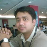 Vivek Johari from Delhi