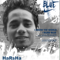 Harsha Bhuyan from Bangalore