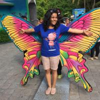 Sakshi Rastogi from Bangalore