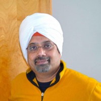 Rajesh Kumar from New Jersey