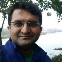 Vikas Nayak from Mumbai