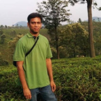 Vijay Rajamani from Bangalore