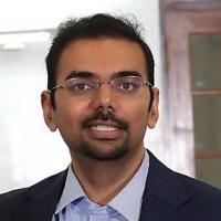 Vijay Krishna Narayanan from Chennai