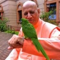 Swami Vimokshananda from Singapore