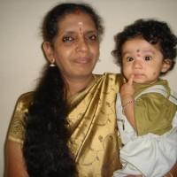Radha Balu from Trichy, Tamilnau