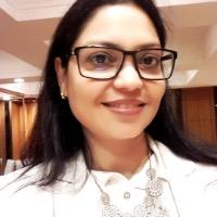 Anubha Walia from New Delhi
