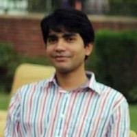 Gaurav Shukla from New Delhi
