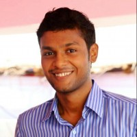 Steve Robinson from Chennai