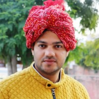 Raj Saini from Ajmer