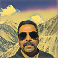 Prasad Kaushik V from Kolkata