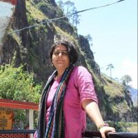 Anindita Paul from BANGALORE