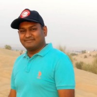 Himanshu Barsainya from New Delhi