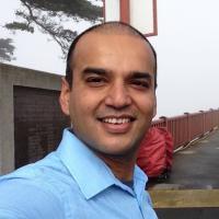 Rahul Dewan from New Delhi