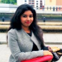 Ajina Das from Bangalore