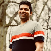 Bhargav Kesavan from New York City