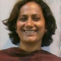 Manjula Sridhar from Bangalore
