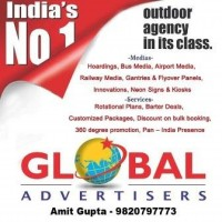 Global Advertisers  from Mumbai