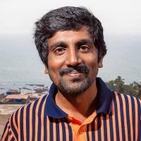 Naveen Ramanathan from Bengaluru