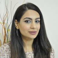 Natasha Singh from New Delhi