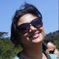 Rituparna Mukerji from Delhi