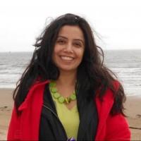 Deepa Garwa from New Delhi