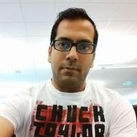 Bikram from Bangalore