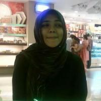 Khadija Begum from Hyderabad