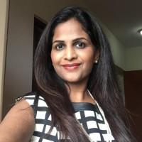 Nidhi D Bruce from Mumbai